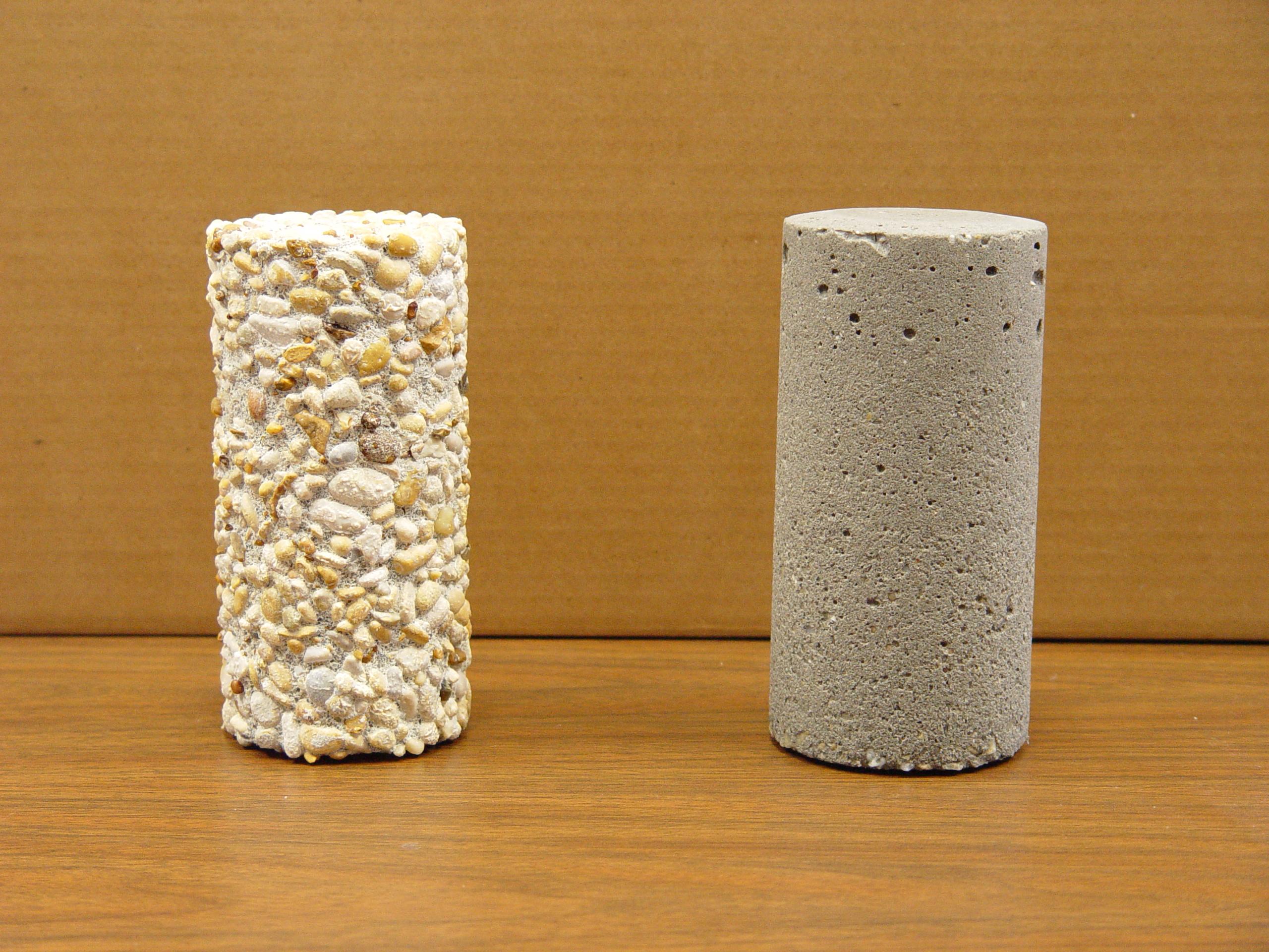 Concrete Vs Cement Vs Mortar : Dynastone is acid resistant concrete